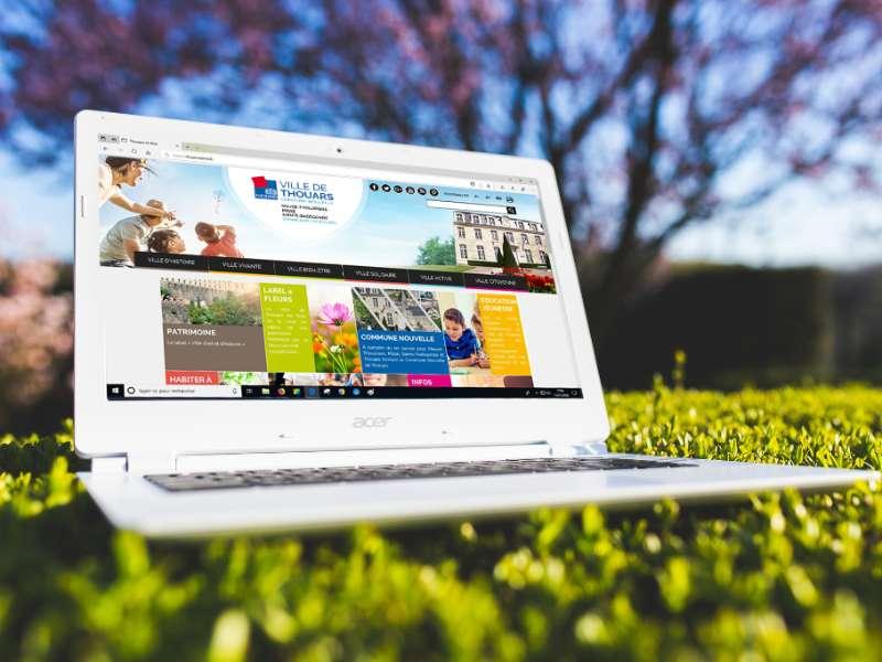 Bienvenue sur le nouveau site internet de la Ville de Thouars