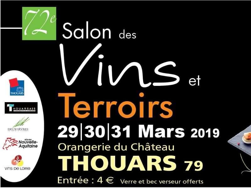 72ème Salon des Vins et Terroirs !