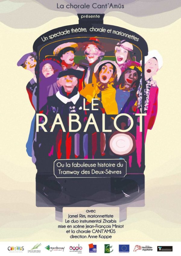 Spectacle Le Rabalot