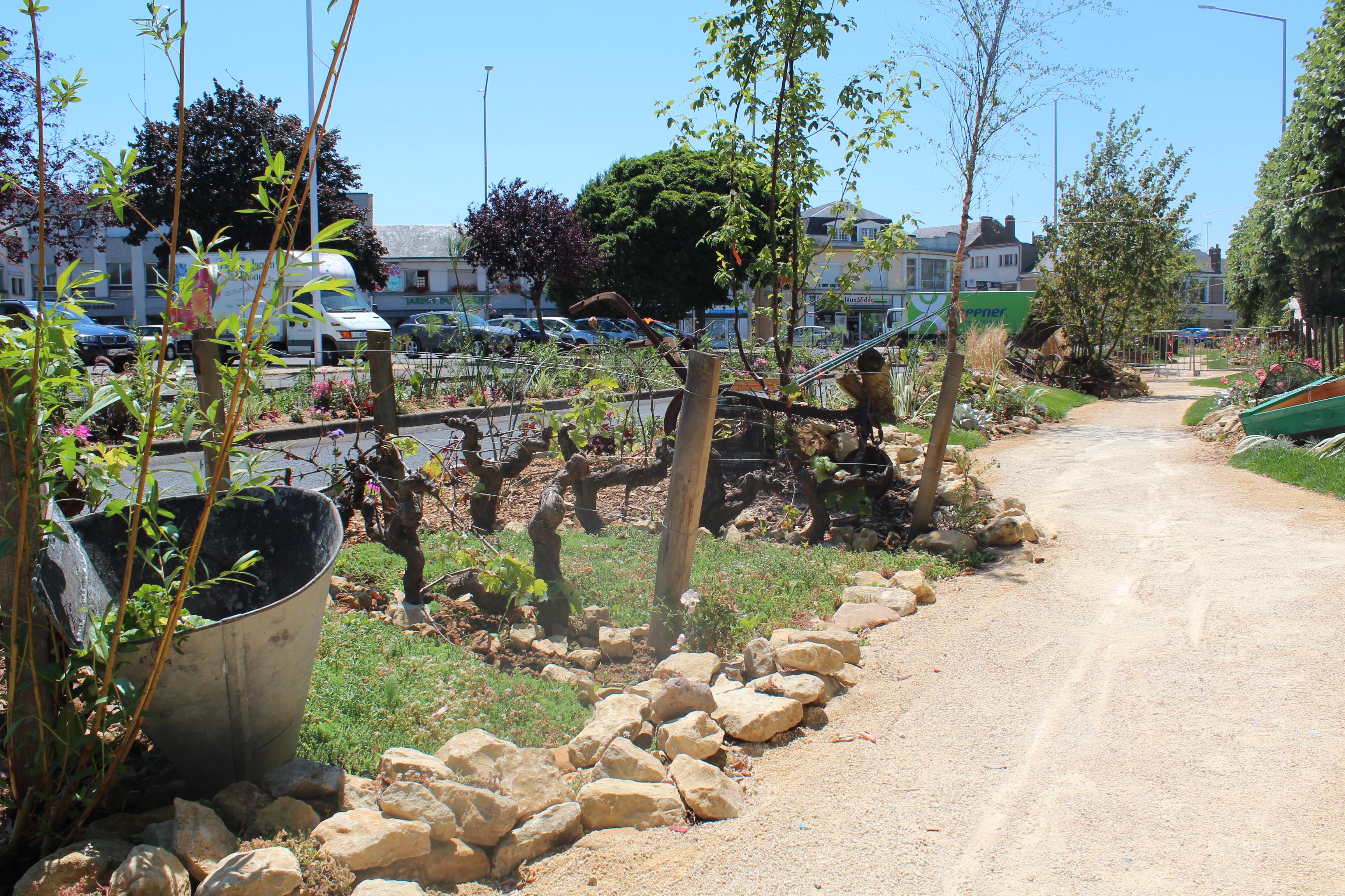 Deux nouveaux jardins à découvrir cet été !