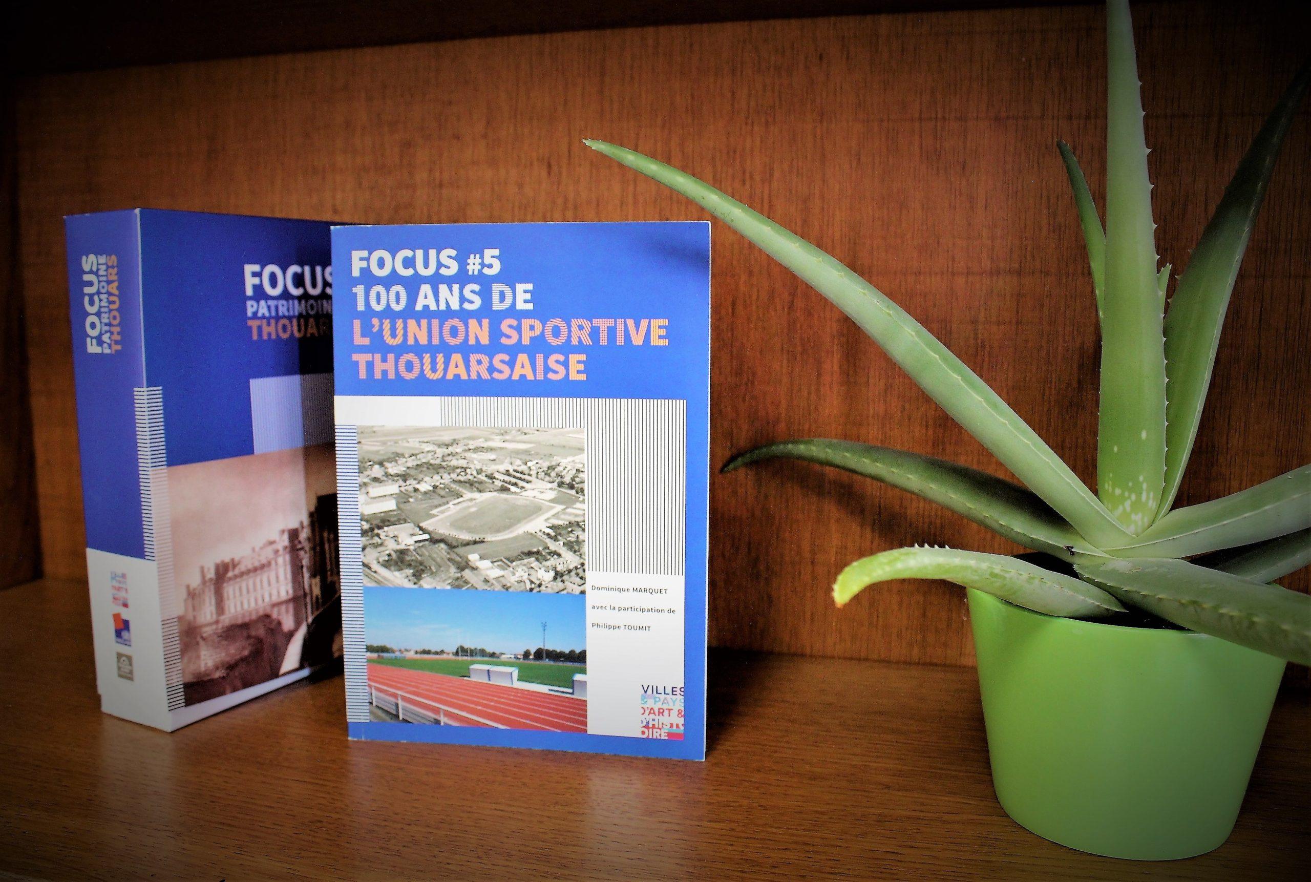 100 ans d'histoire de l'Union Sportive Thouarsaise