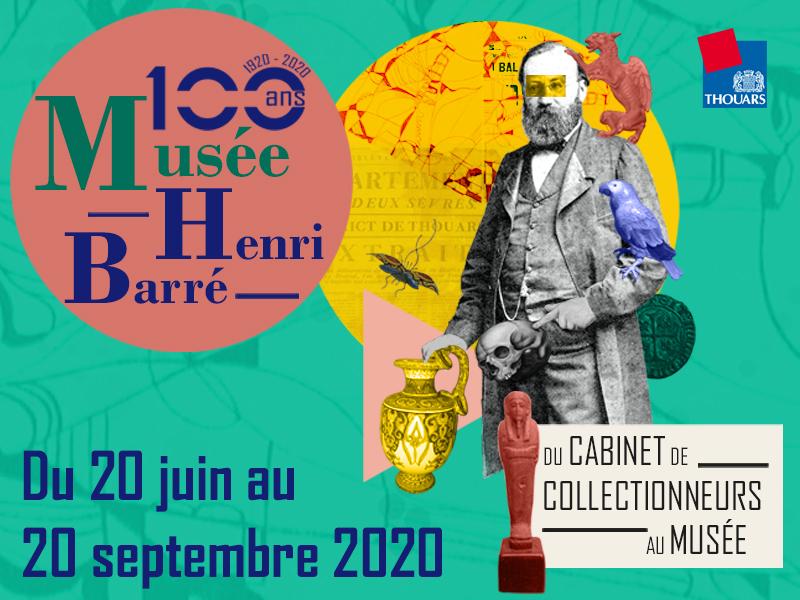 Le Musée Henri Barré Fête Ses 100 Ans !