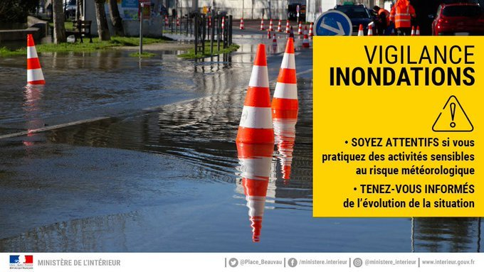 Vigilance inondations