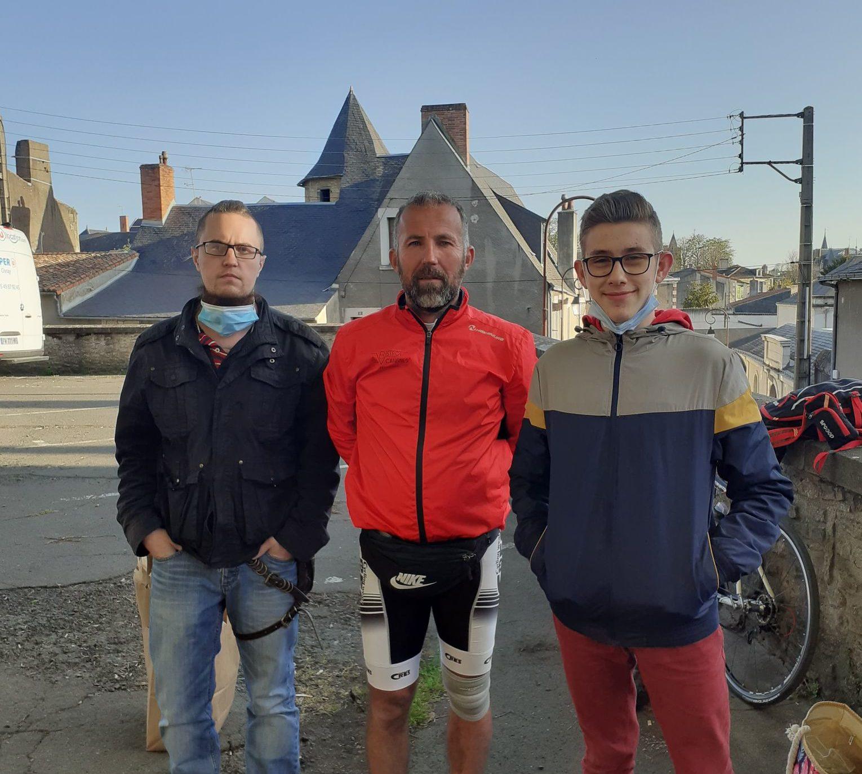 5.000km à vélo, l'aventure de Bruno Boulard pour sensibiliser à l'AVC Pédiatrique
